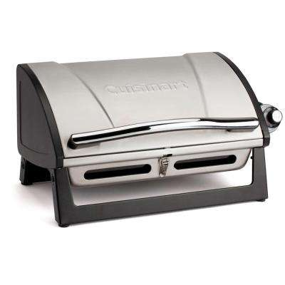 Grillster Portable Propane Gas Grill