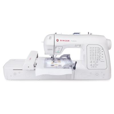 Singer Futura 200 Built-in Embroidery Designs Embroidery and