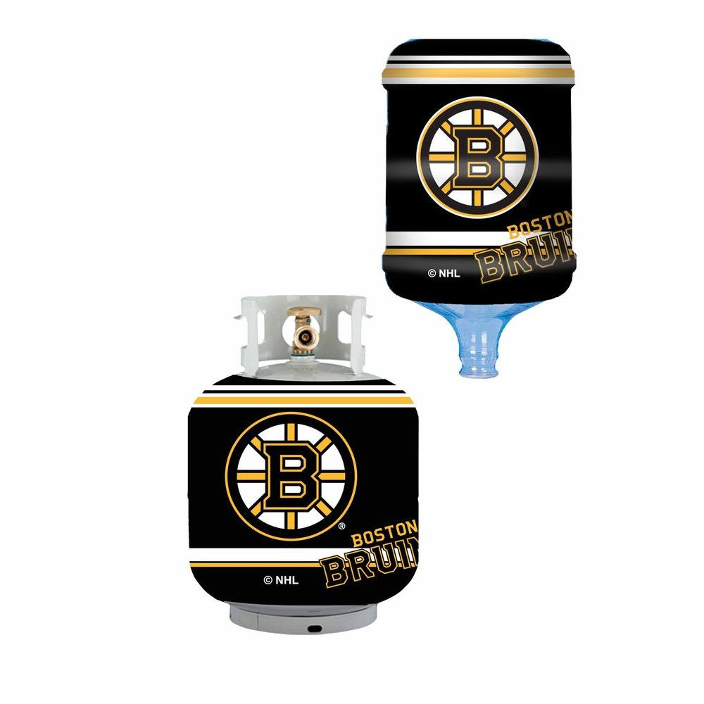Boston Bruins Propane Tank Cover/5 Gal. Water Cooler Cover