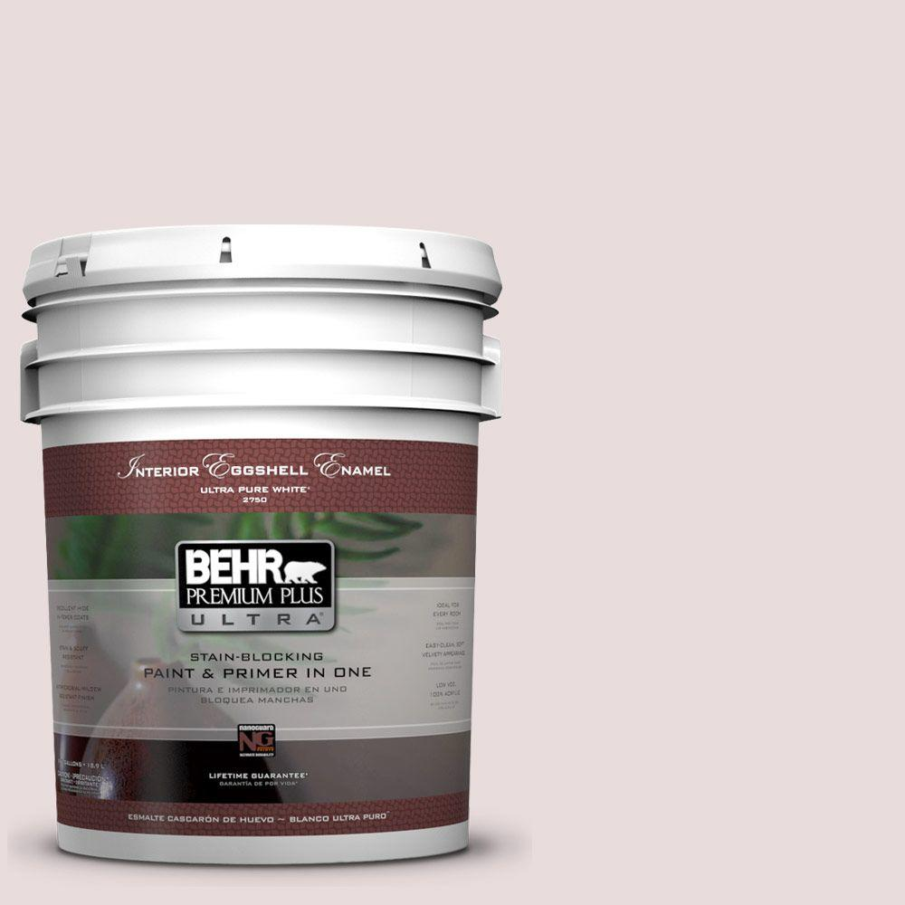 BEHR Premium Plus Ultra 5-gal. #720A-2 Memories Eggshell Enamel Interior Paint