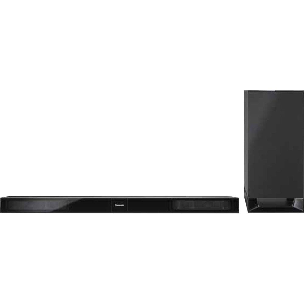 Panasonic 32 in. 2.1-Channel Switchable Audio System-DISCONTINUED