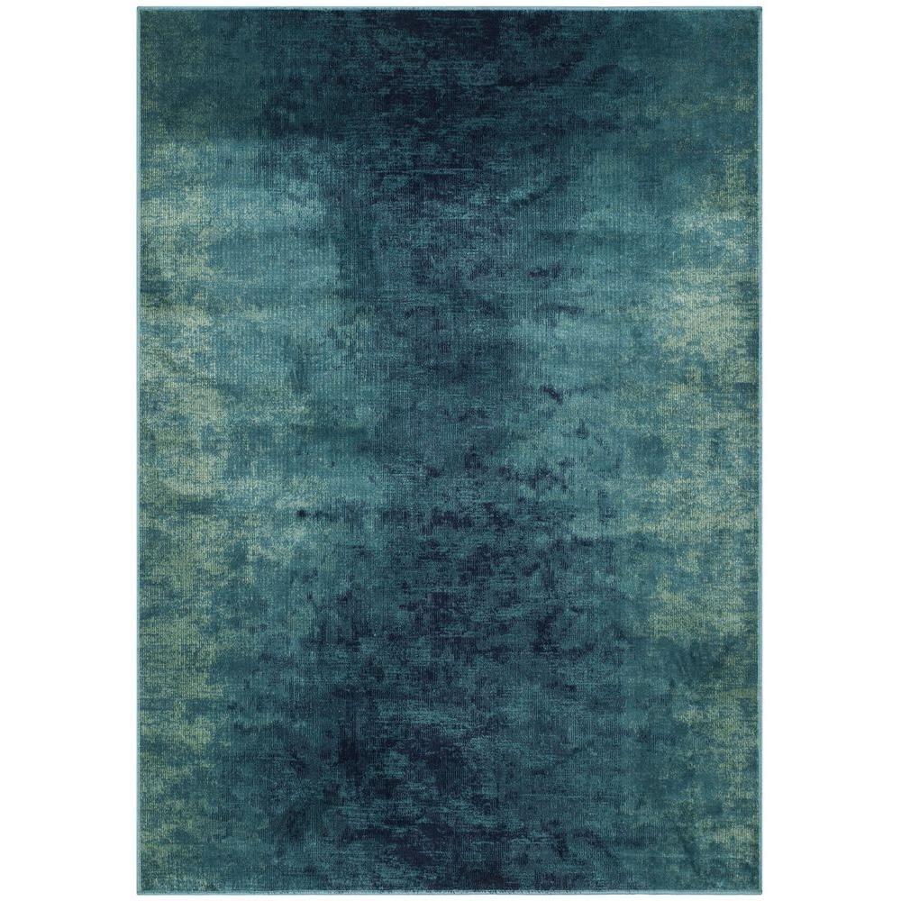 Safavieh Vintage Turquoise And Multi Colored Area Rug: Safavieh Vintage Turquoise/Multi 4 Ft. X 5 Ft. 7 In. Area