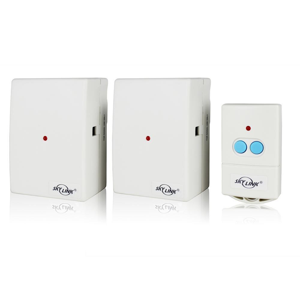 Lighting Control and Universal Garage Door Remote Kit