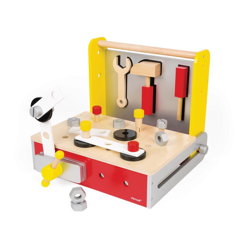 Bricolo Redmaster DIY Foldable Workbench