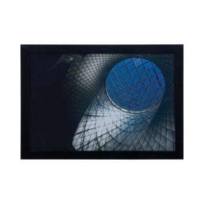 "19 in. x 13 in. ""Fulton Center"" Framed Wall Art"