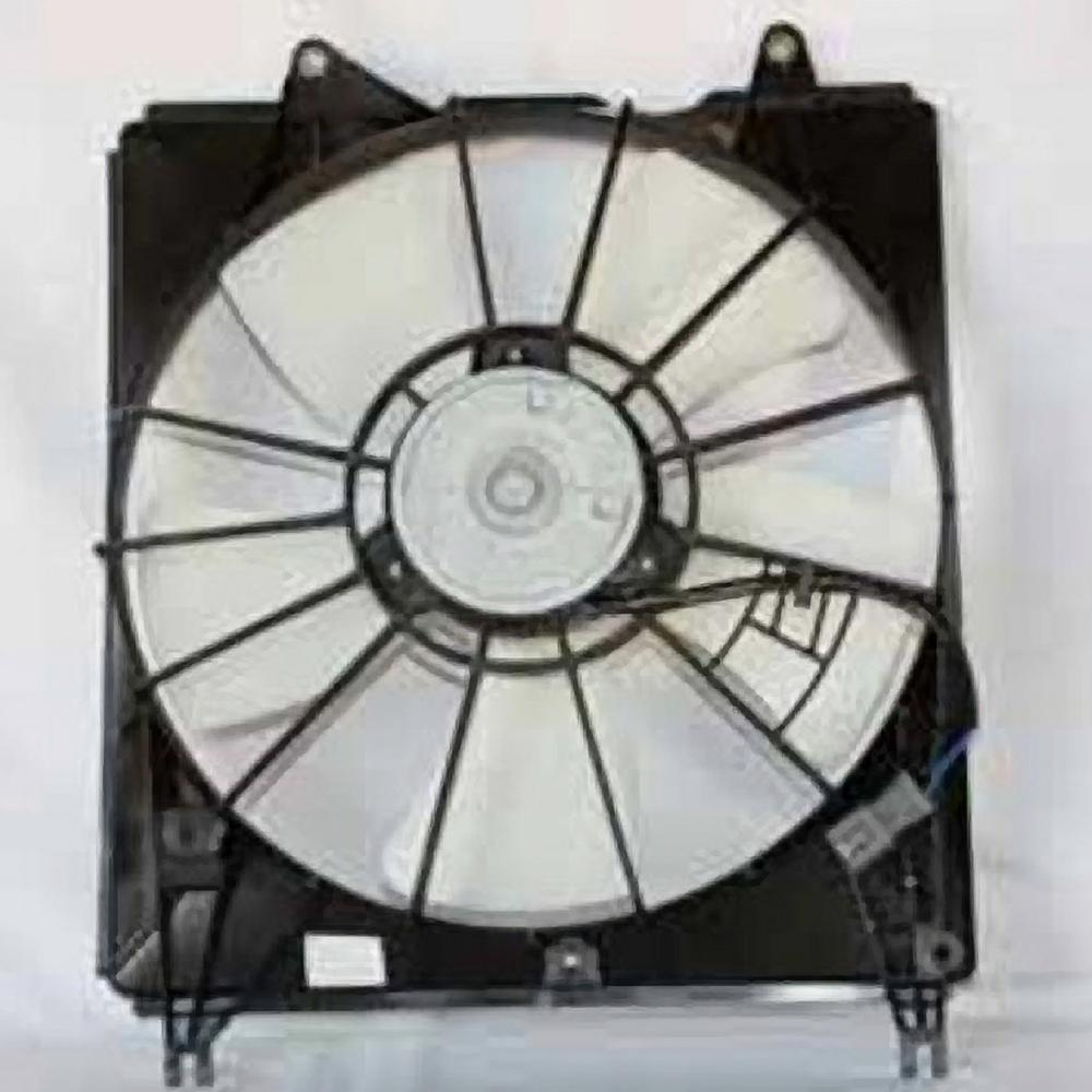 TYC Engine Cooling Fan Assembly 2007-2012 Acura RDX 2.3L
