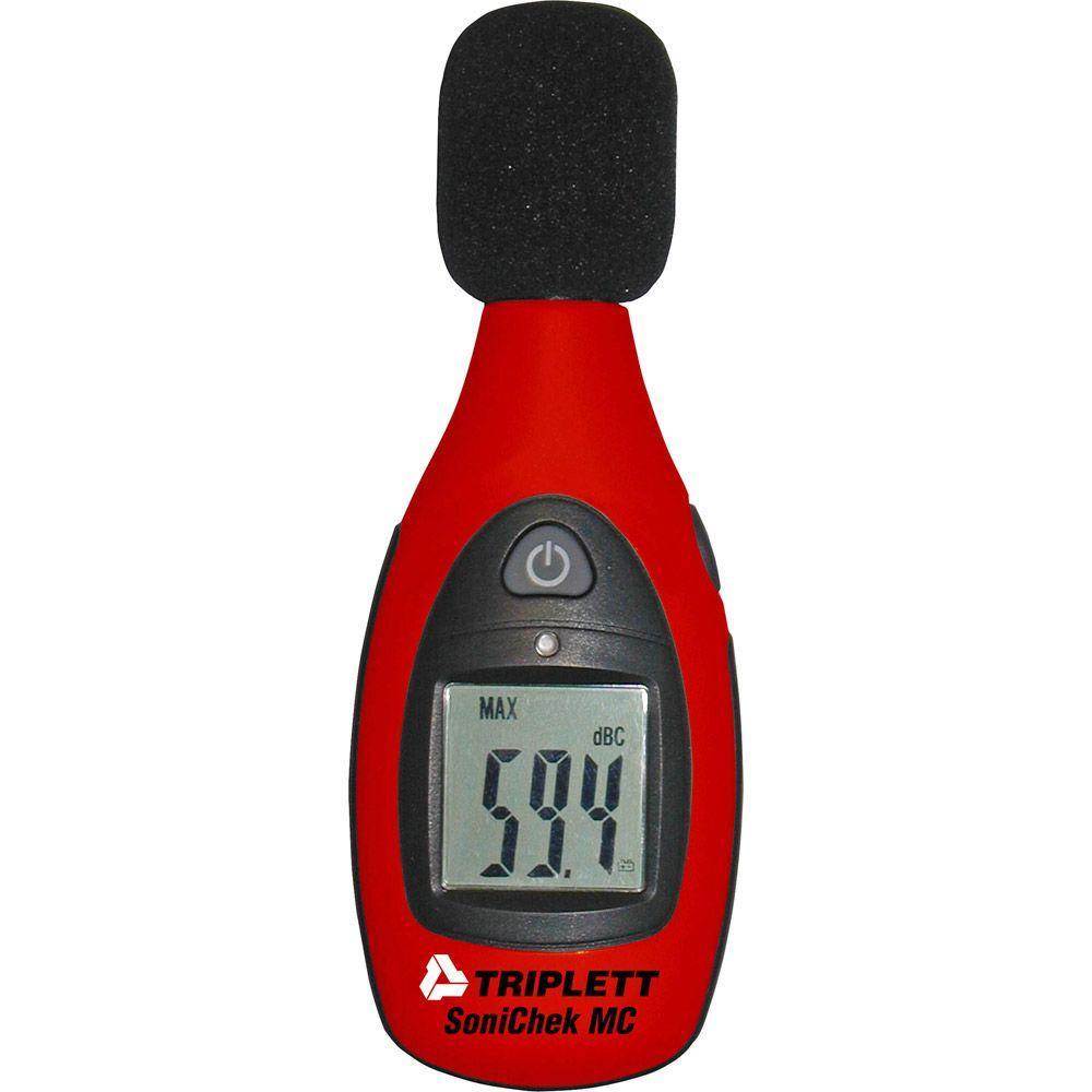 Triplett Mini Sound Level Meter C Weighted