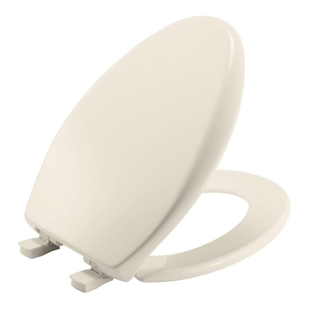 Bemis Affinity Elongated Closed Front Toilet Seat In