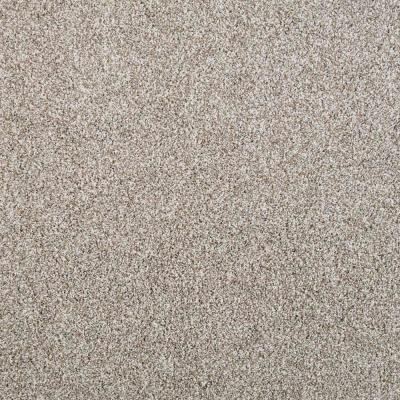 Barx I - Color Paper Moon Texture 12 ft. Carpet