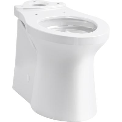 Betello Elongated Toilet Bowl Only in White