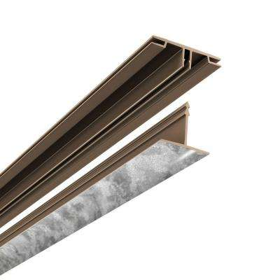 100 sq. ft. Ceiling Grid Kit Galvanized Steel