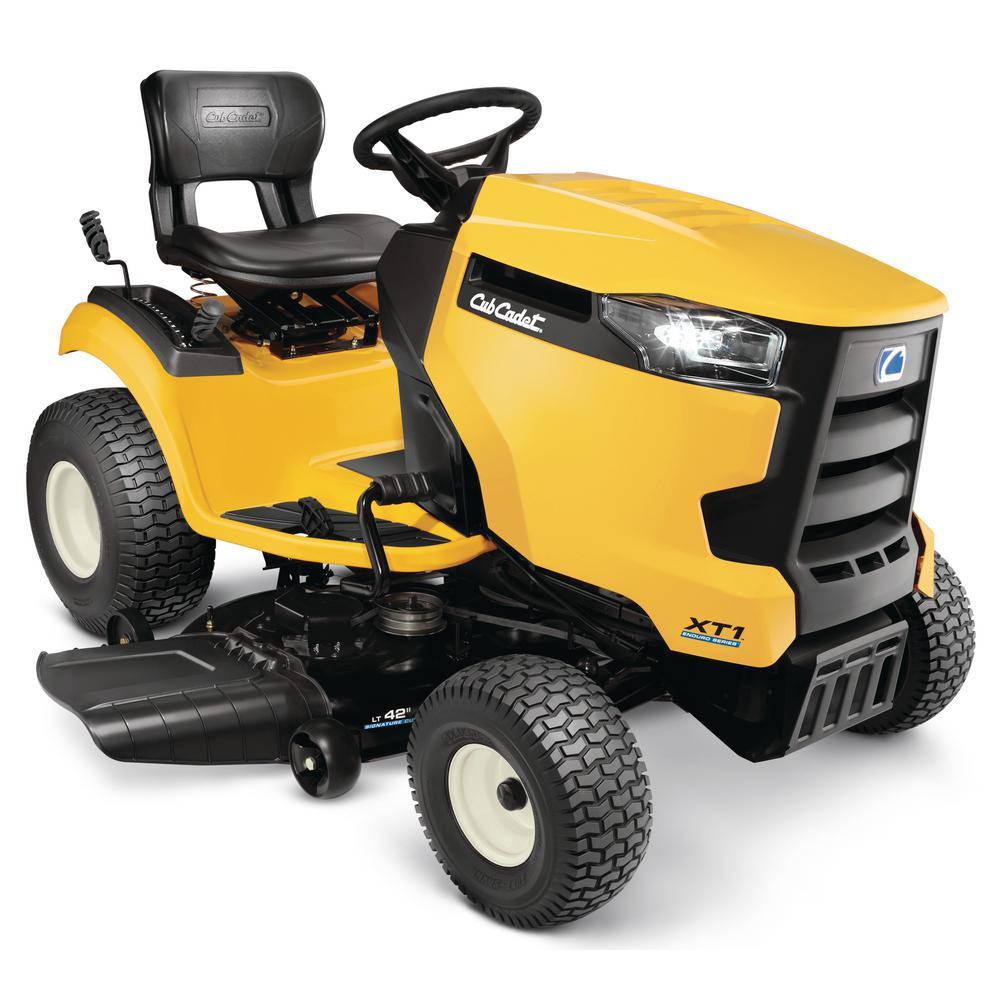 XT1 Enduro LT 42 in. 18 HP Kohler 5400 Series Engine Hydrostatic Drive Gas Riding Lawn Mower