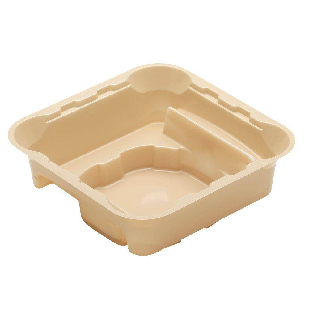 Plastic Tray for Touch Up and Trim