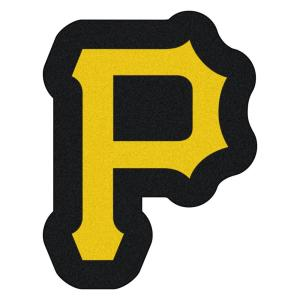 27b3a4e115eb5 FANMATS MLB - Pittsburgh Pirates 30 in. x 39 in. Indoor Area Rug Mascot