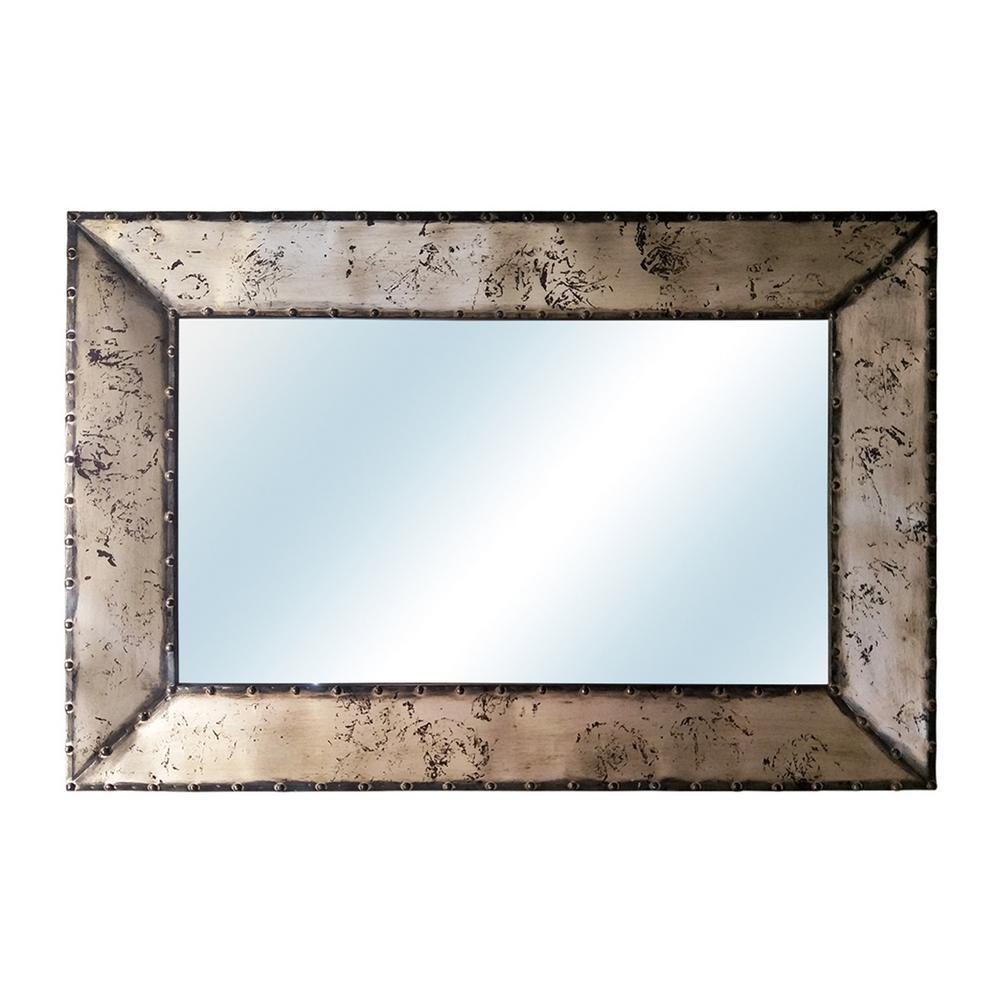 Salome Rectangle Vintage Decorative Mirror
