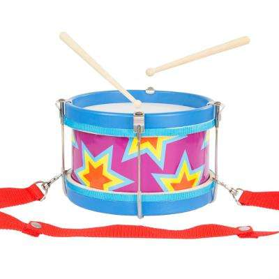 Toy Drum with Strap