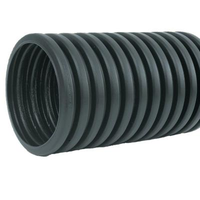 3 in. x 10 ft. Corrugated Pipes Drain Pipe Solid