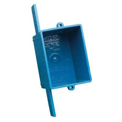 1-Gang 16 cu. in. PVC ENT Wall Box (Case of 15)