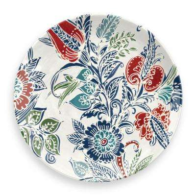 Havana Assorted Floral Salad Plate (Set of 6)