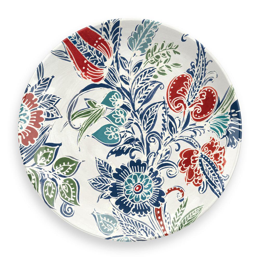Havana Assorted Floral Salad Plate (Set of 6)