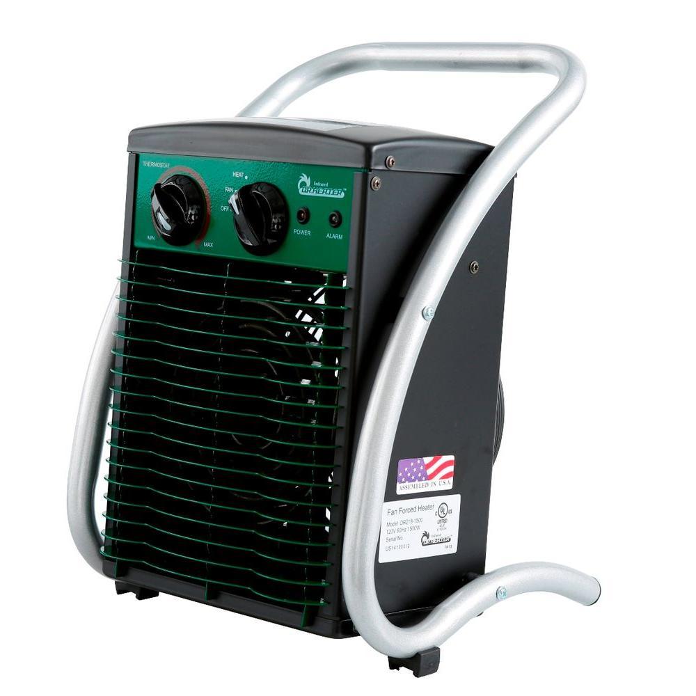 Dr Infrared Heater Greenhouse 1500-Watt Garage Workshop Portable Heater