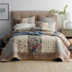 Charleston Cotton Full/Queen Quilt