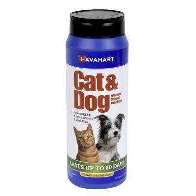 1 lb. Cat and Dog Granular Animal Repellent