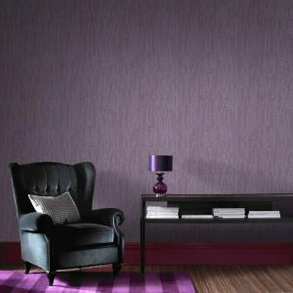 Internet 300026635 Graham Brown Purple Crushed Silk Wallpaper