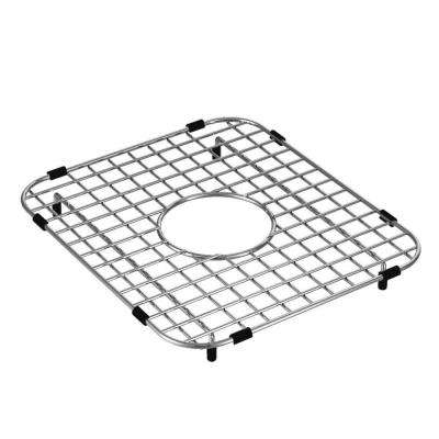 14 in. x 16 in. Sink Grid in Stainless Steel