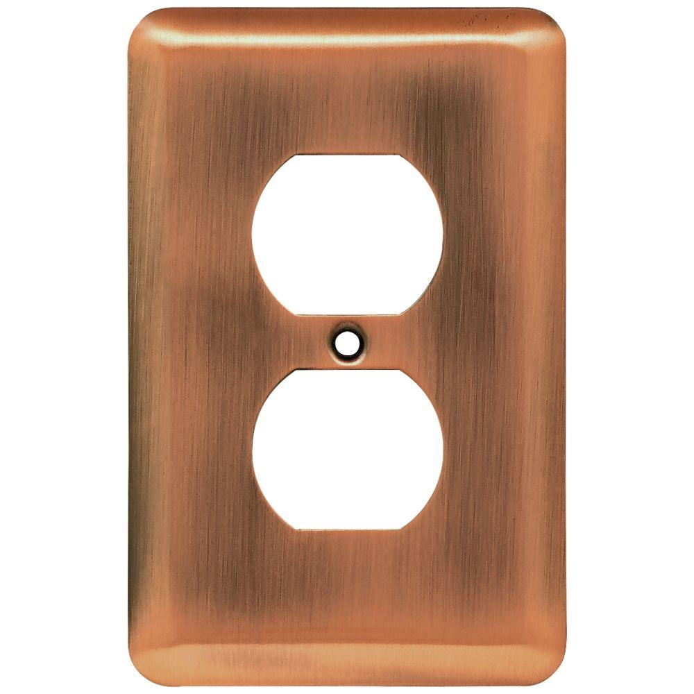Copper Switch Plates Decorative Light Outlet Covers For Copp Electrical Switch Plate Com Classic