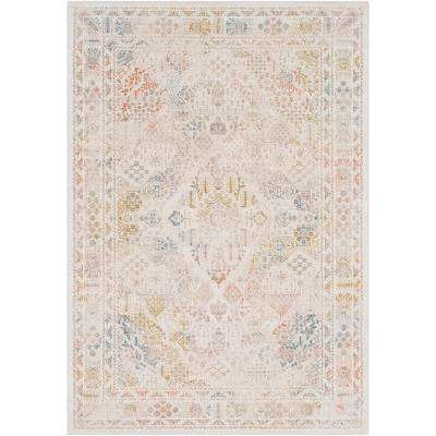 Apostolos Cream 7 ft. 10 in. x 10 ft. 3 in. Area Rug