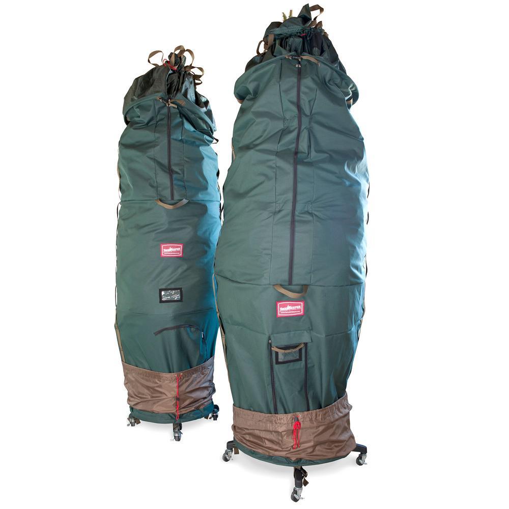 Treekeeper Medium Upright Tree Storage Bag With Rolling