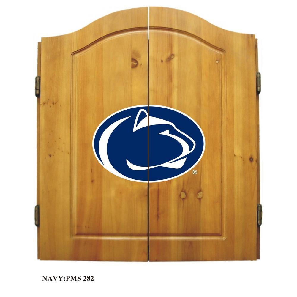 Penn State Dart Cabinet