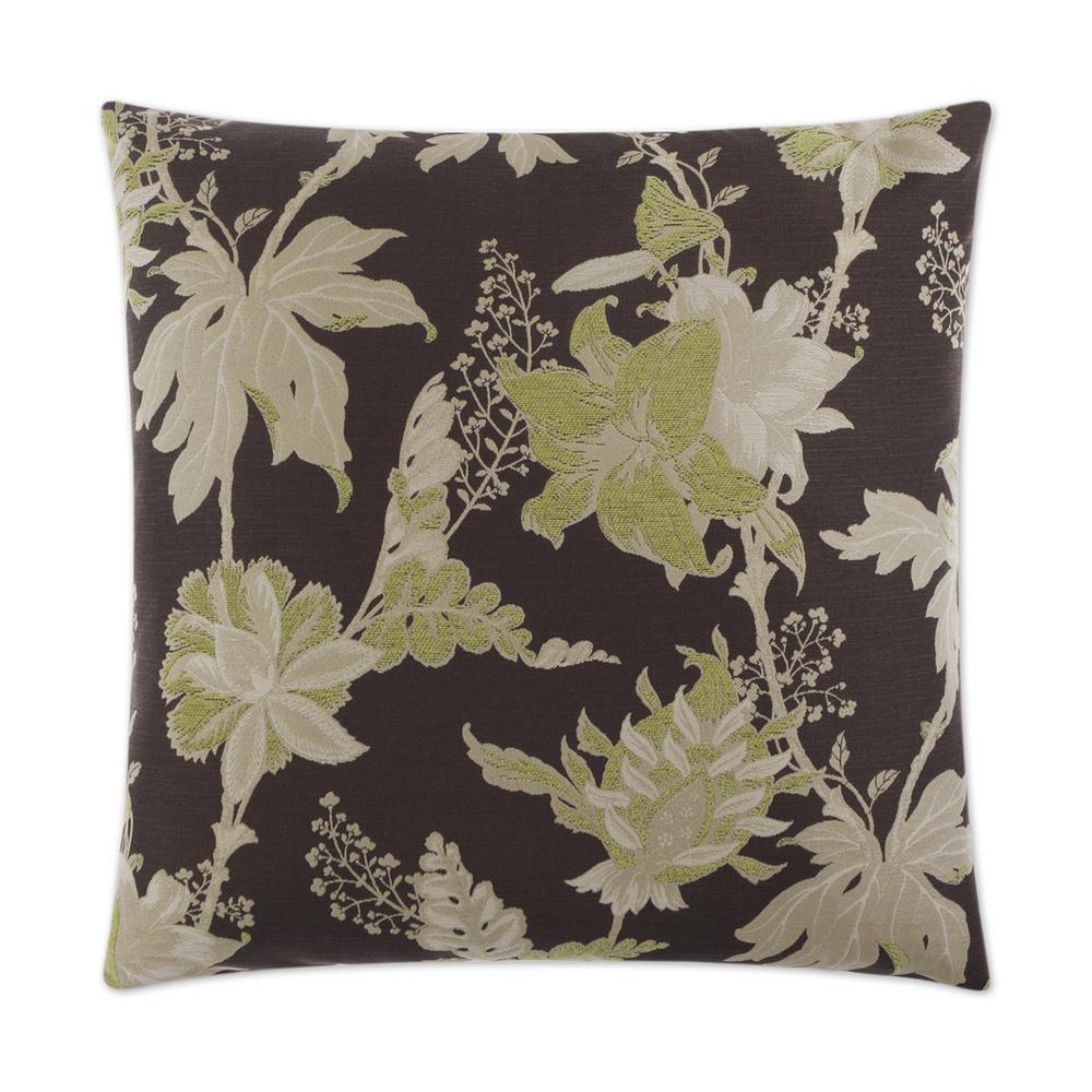 Hampton Feather Down 24 in. x 24 in. Standard Decorative Throw Pillow