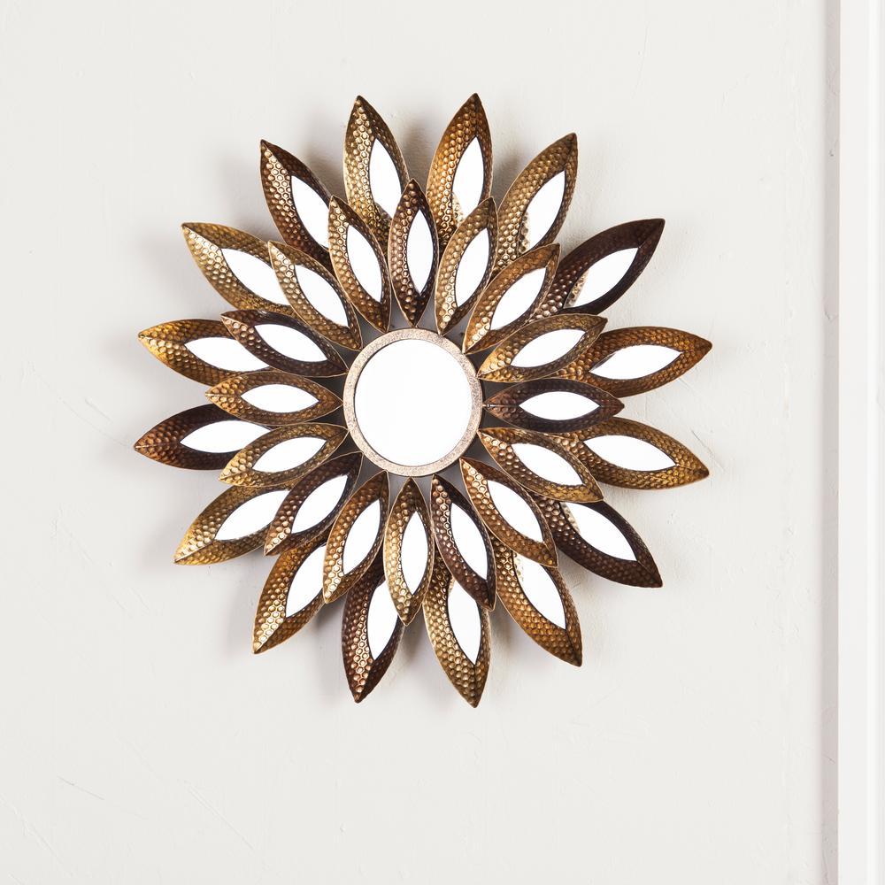 Southern Enterprises Cristle Decorative Wall Mirror HD749105