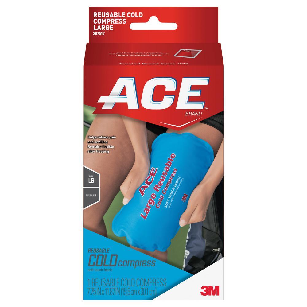 3M ACE Large Reusable Cold Compress