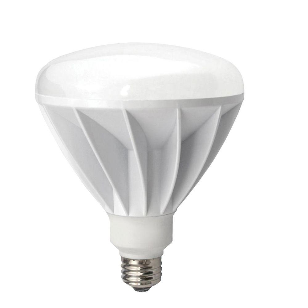 TCP 85W Equivalent Soft White (2700K) BR40 LED Flood Light Bulb (6-Pack)