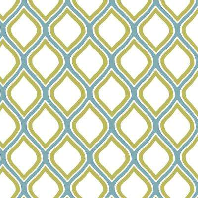 Porcelain and Pear Outdoor Fabric by the Yard
