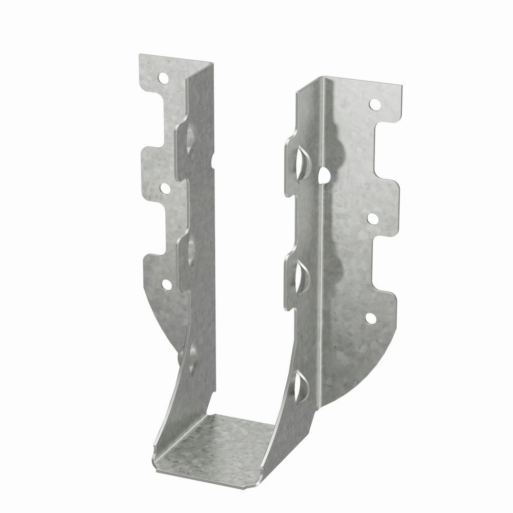 2 in. x 6 in. 18-Gauge Face Mount Joist Hanger