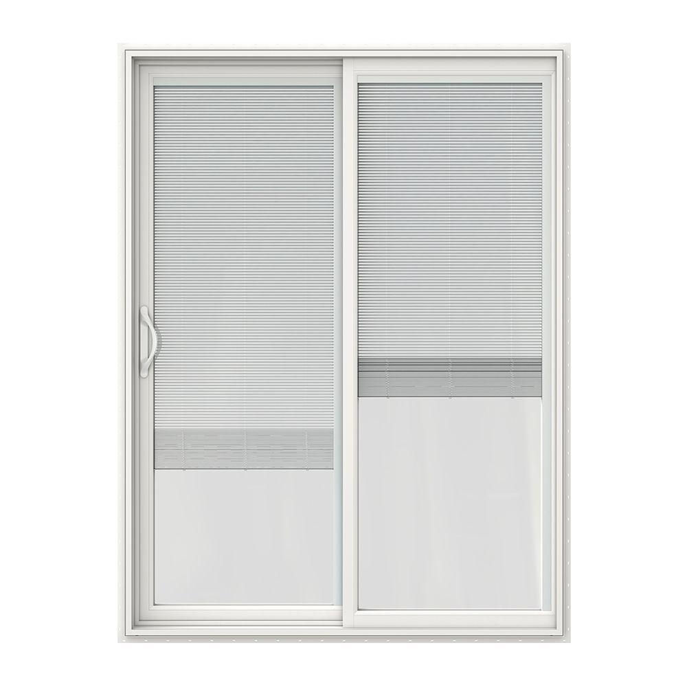 60 in x 80 in v 2500 series vinyl sliding patio door - 60 Patio Door