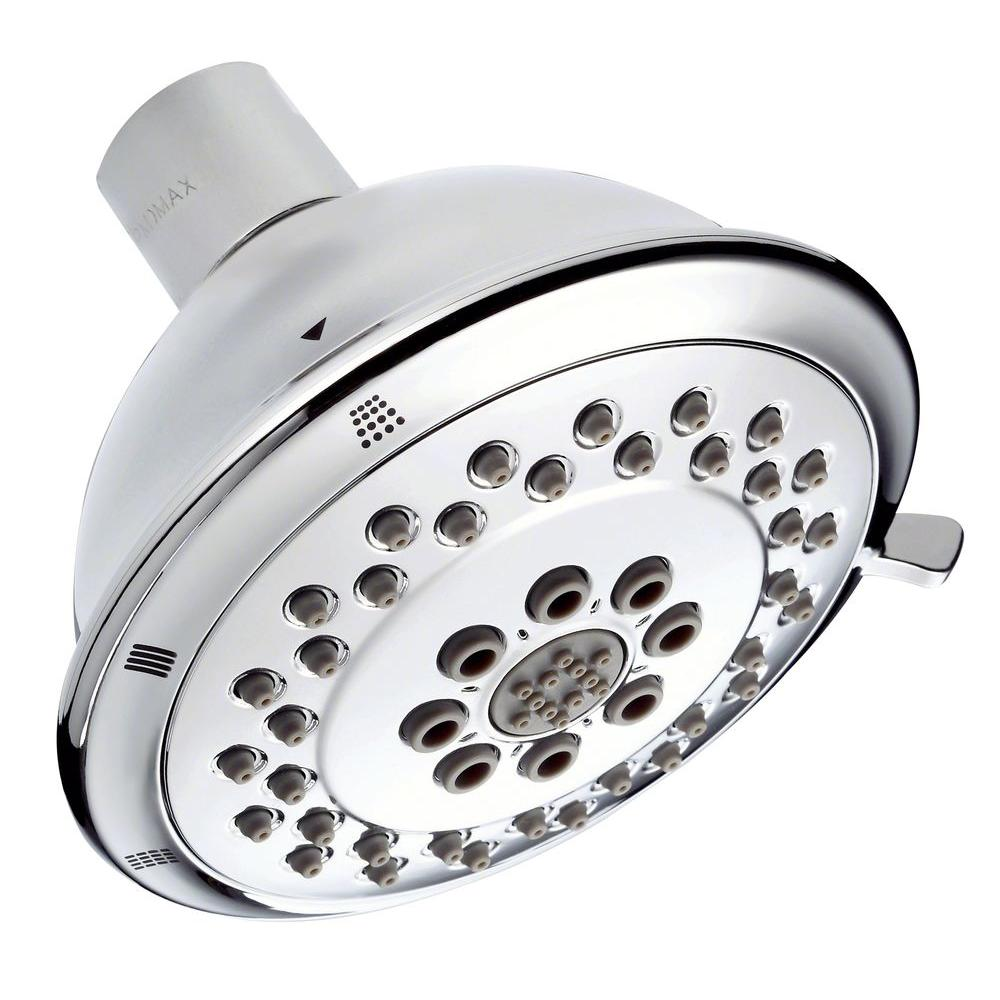 Danze Boost 3-Spray 4 in. Showerhead in Chrome
