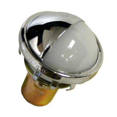 Round Snap-In License and Utility Light