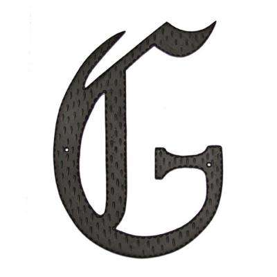 16 in. Home Accent Monogram G