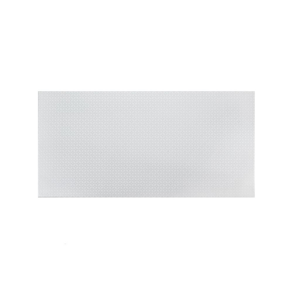 Petunia 10 in. x 20 in. Ceramic Wall Tile (10.76 sq.