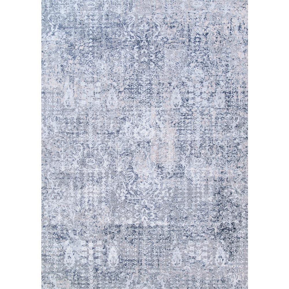 Couristan Europa Amalthea Mist 8 ft. x 11 ft. Area Rug, Blue Couristan Europa Amalthea Mist 8 ft. x 11 ft. Area Rug, Blue