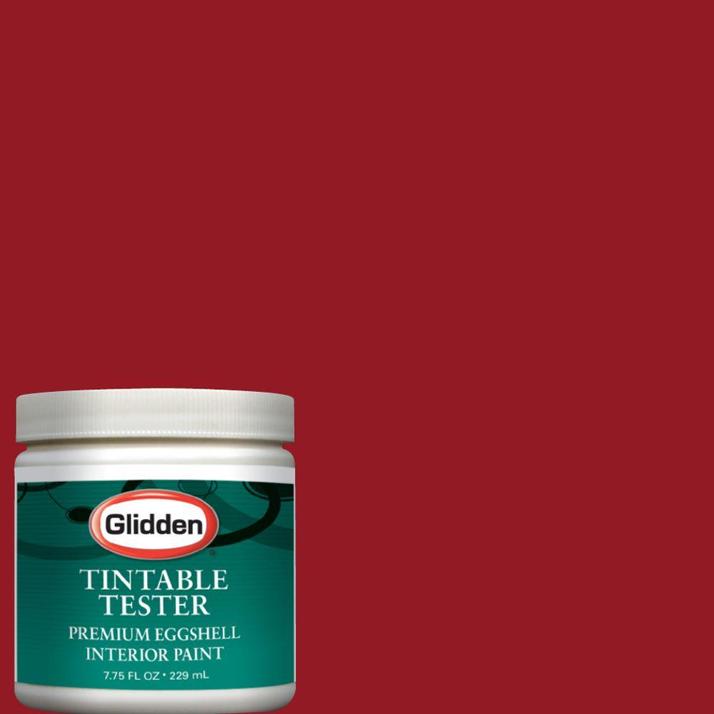 Glidden Premium 8-oz. Red Delicious Interior Paint Tester