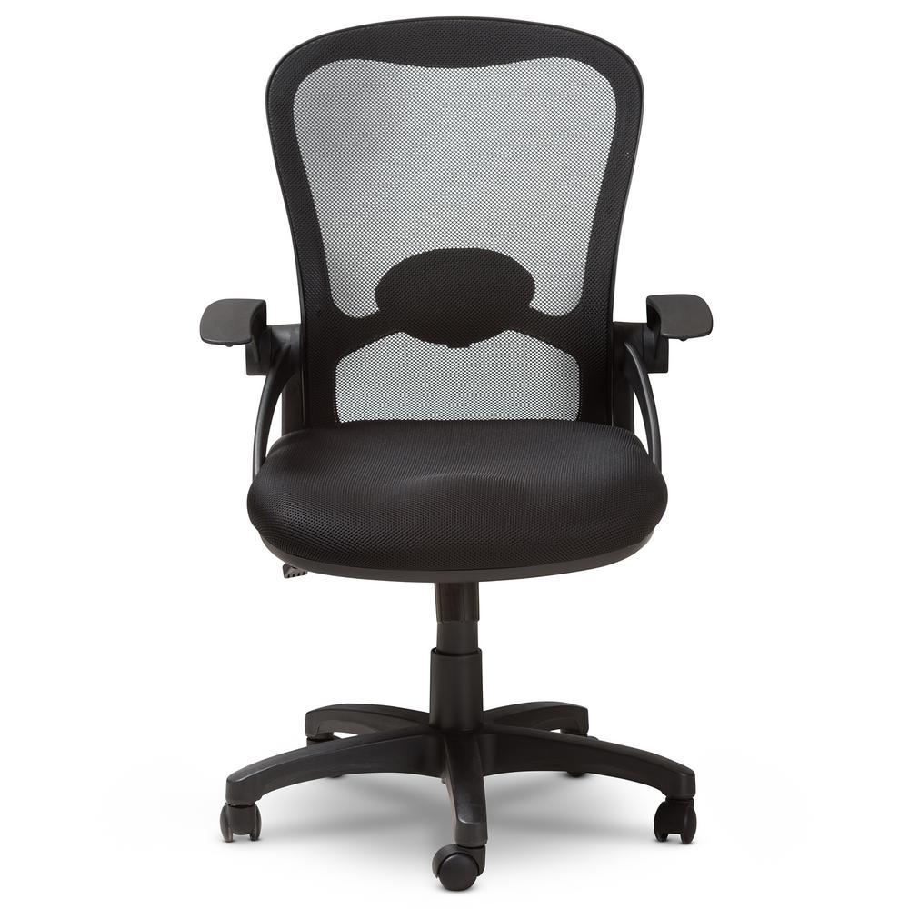 Bergmann Black Office Chair