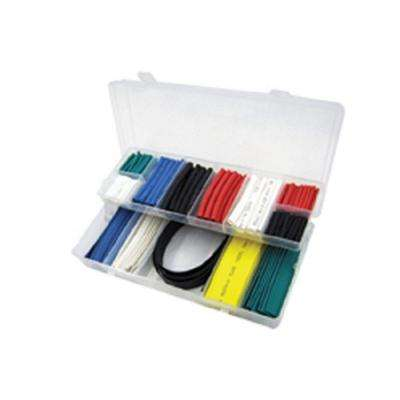 Heat Shrink Tube Assortment (235-Piece)