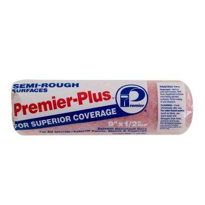 9 in. x 1/2 in. Medium Density Polyester Roller Cover (36-Pack)