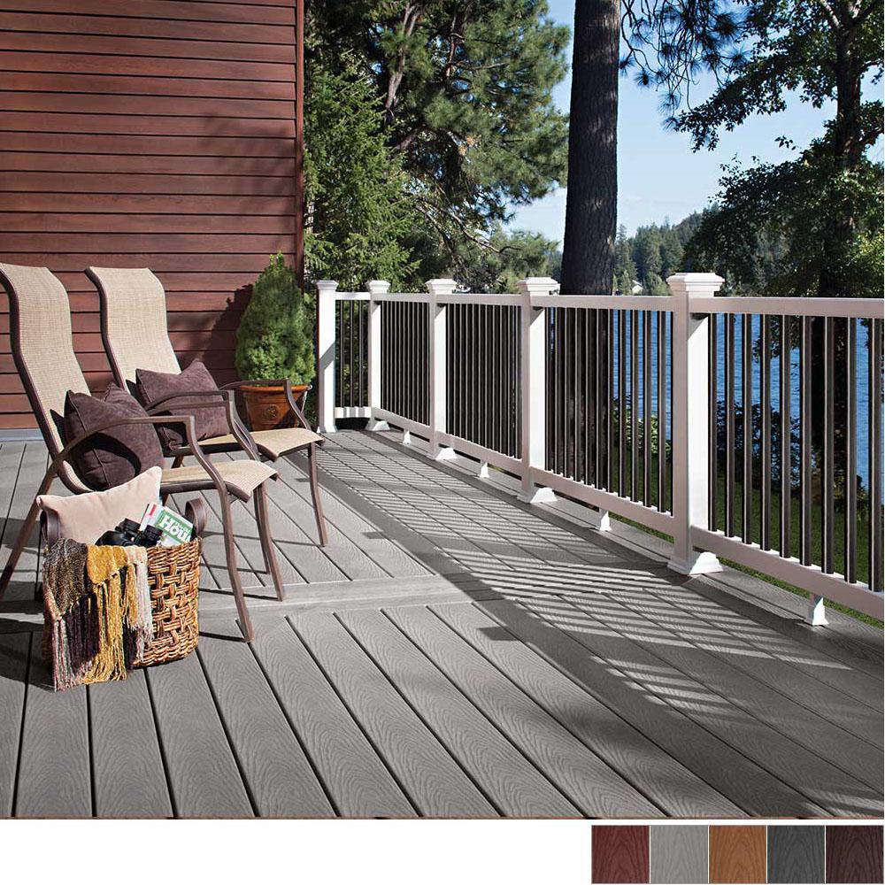 Trex Decking Lumber Composites